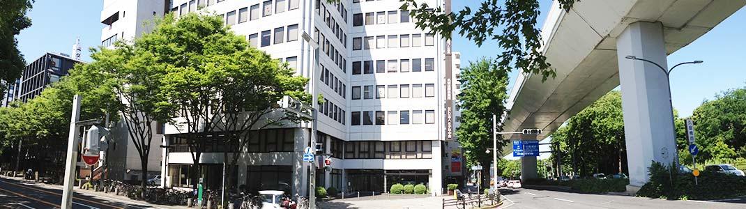 株式会社エコワークリサーチ&コンサルティングの事務所ビル