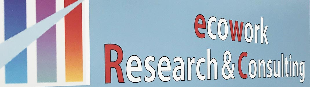 株式会社エコワークリサーチ&コンサルティングのロゴ